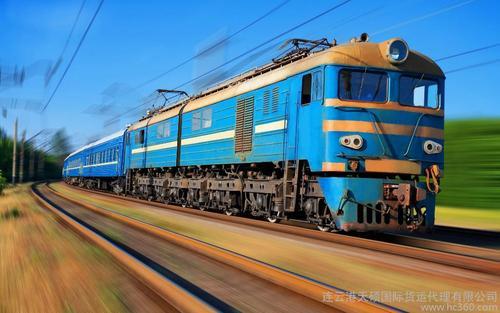 俄罗斯铁路运输